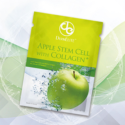 Apple Stem Cell and Collagen Mask
