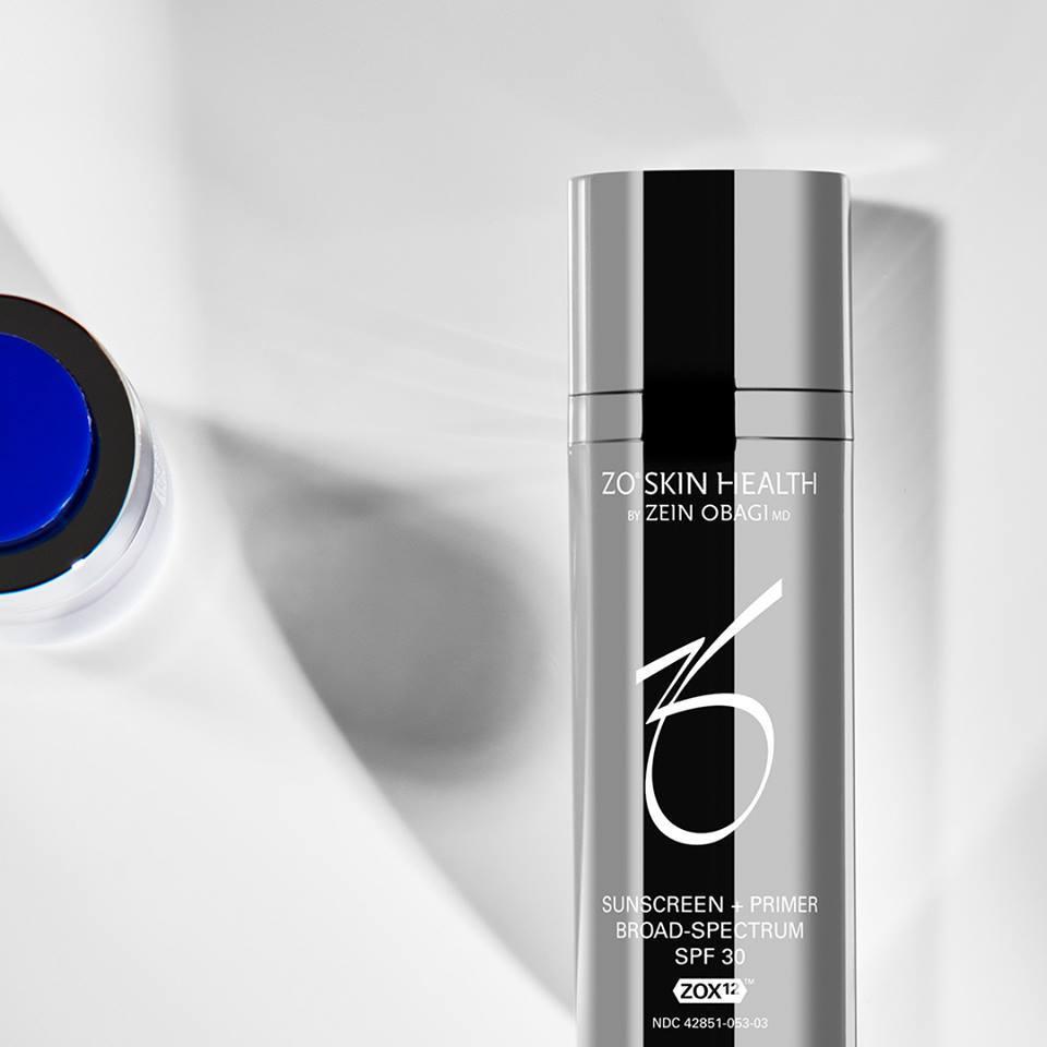 Sunscreen + Primer Broad-Spectrum SPF30